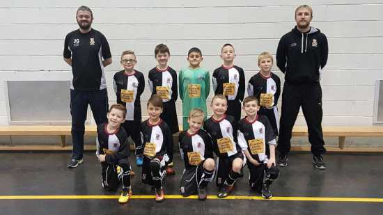 Walshaw Panthers football team