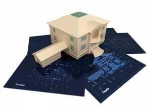 3D building printing