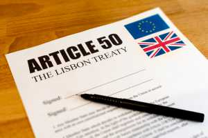 Brexit article 50 papers